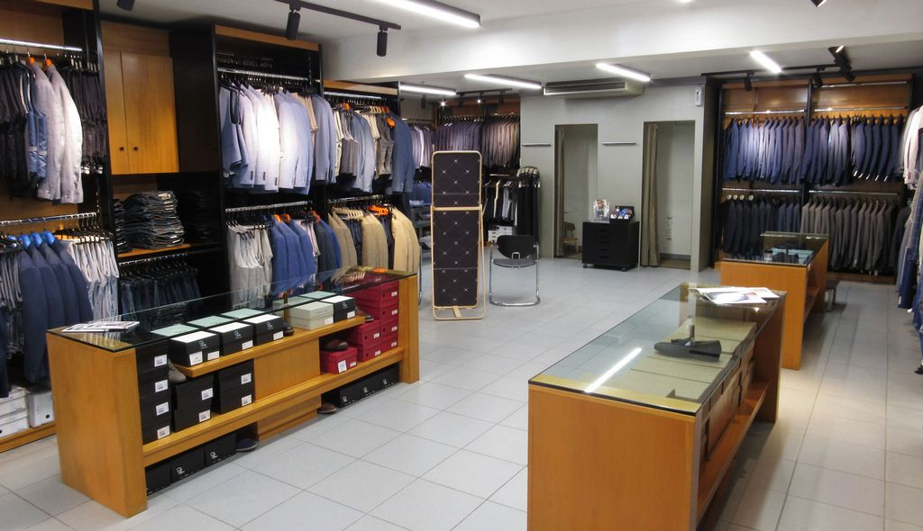Male Affair store